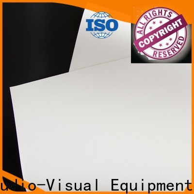 XY Screens projector screen fabric china factory for fixed frame projection screen