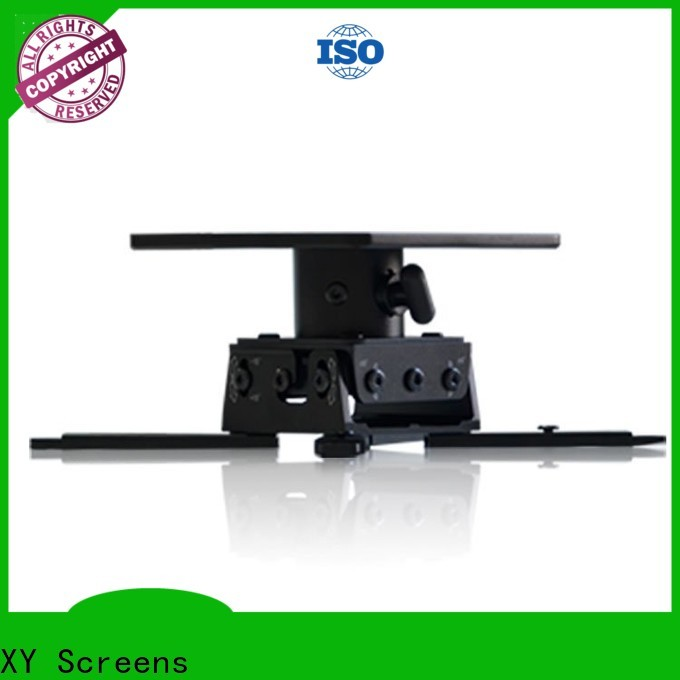 XY Screens bracket Projector Brackets manufacturer for television