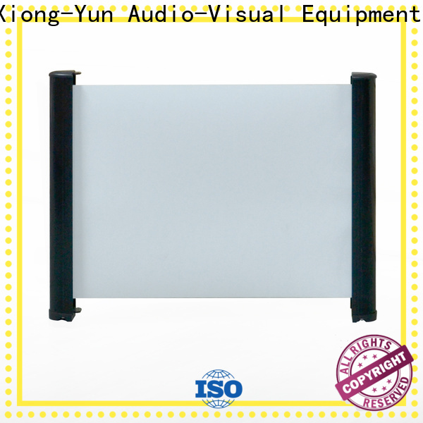 XY Screens projector screen size supplier for household