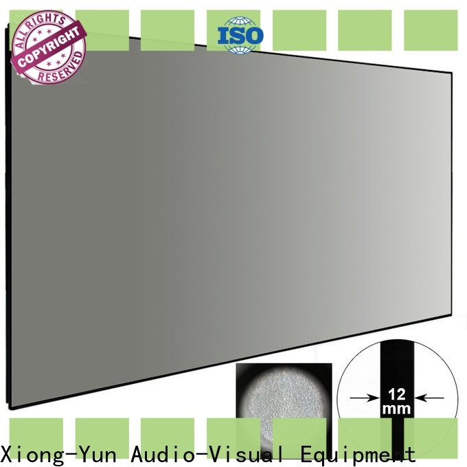 ambient Ambient Light Rejecting Projector Screen wholesale for home