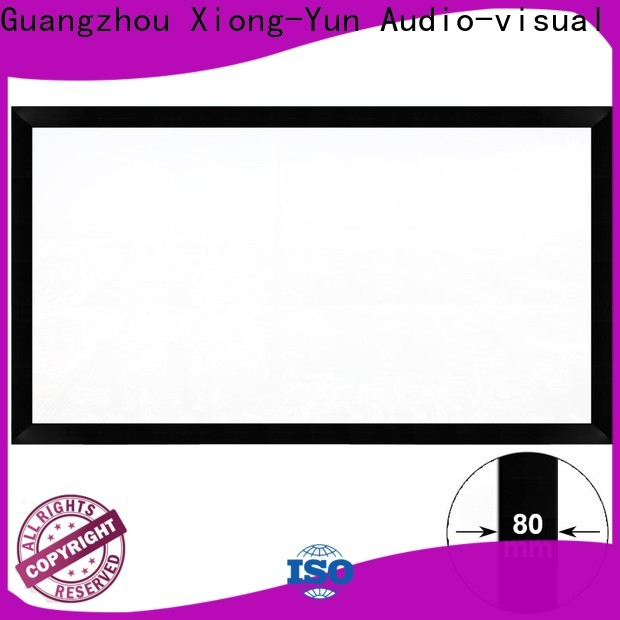 XY Screens home theater projector screen wholesale for home