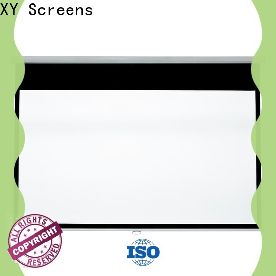XY Screens sturdy pull down screen factory for college