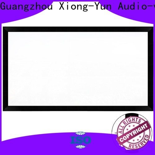 XY Screens home cinema screen with good price for meeting room