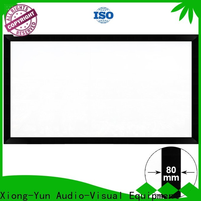 XY Screens movie projector price wholesale for home