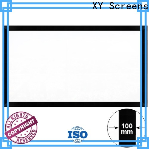 XY Screens home projector screen from China for indoors