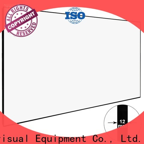 XY Screens durable hd projector screen from China for household