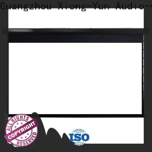 motorized large frames customized for television