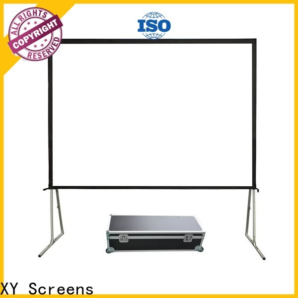 retractable best outdoor projector factory price for outdoor