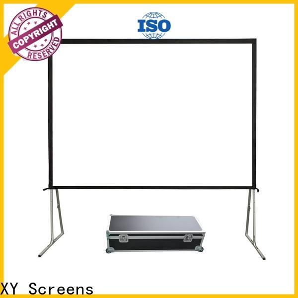 retractable best outdoor projector factory price for outdoor