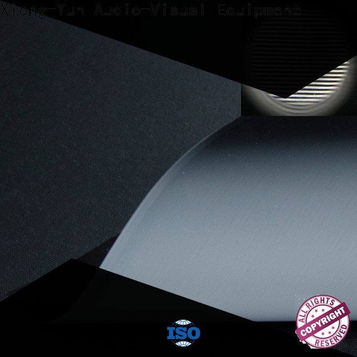 durable best projector screen material customized for thin frame projector screen