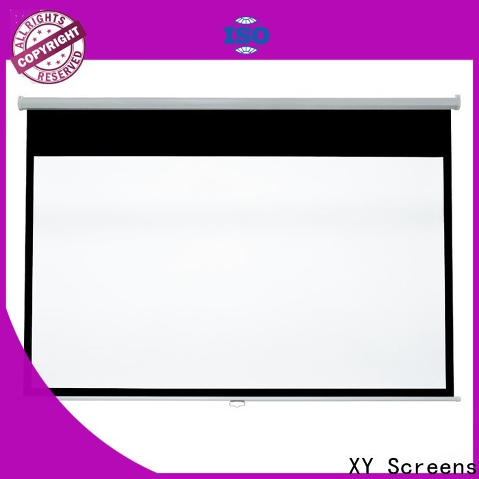 XY Screens projector screen supplier in cebu factory for students