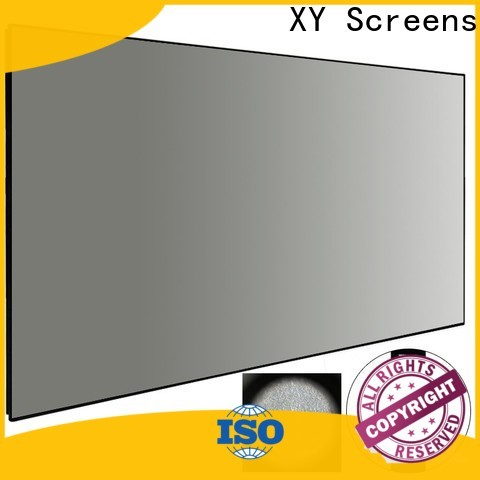 XY Screens easy installation best projector for high ambient light wholesale for home