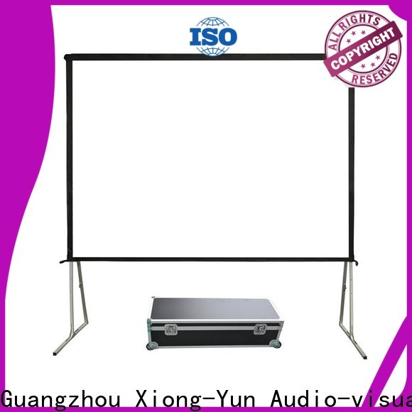 curved best outdoor projector personalized