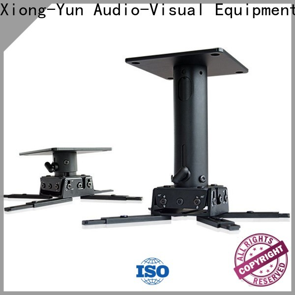 XY Screens mounting projector floor mount directly sale for PC