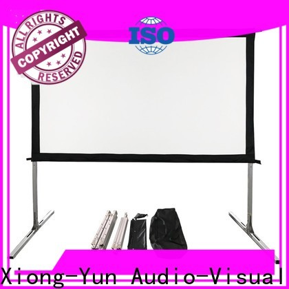 XY Screens best outdoor projector wholesale for public