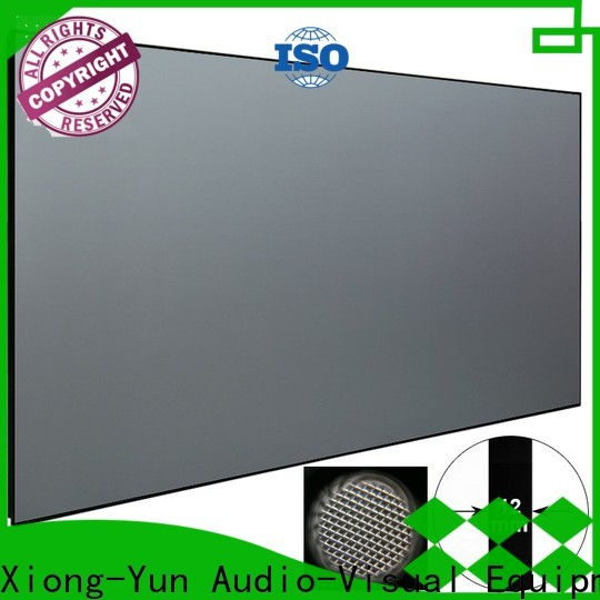 XY Screens aluminum alloy ultra short focus projector directly sale for PC