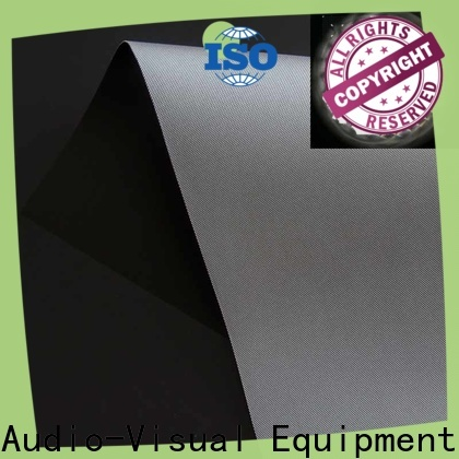 XY Screens light rejecting projector cloth manufacturer for thin frame projector screen