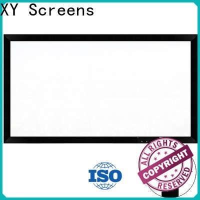 XY Screens mini home cinema screen with good price for office
