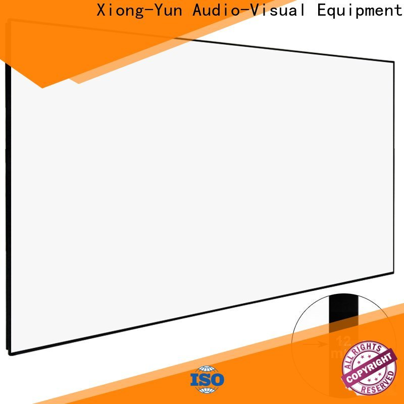 XY Screens hd home cinema projector directly sale for living room