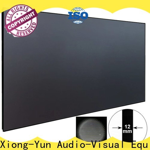XY Screens tension ultra short focus projector directly sale for computer