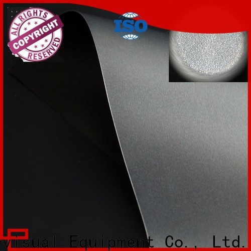 XY Screens best projector screen material from China for motorized projection screen