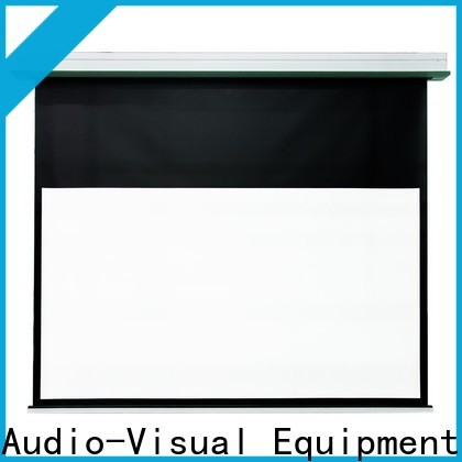 XY Screens theater projector screen factory for living room