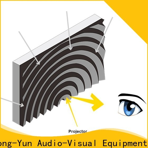 XY Screens small ultra short throw projector screen directly sale for television