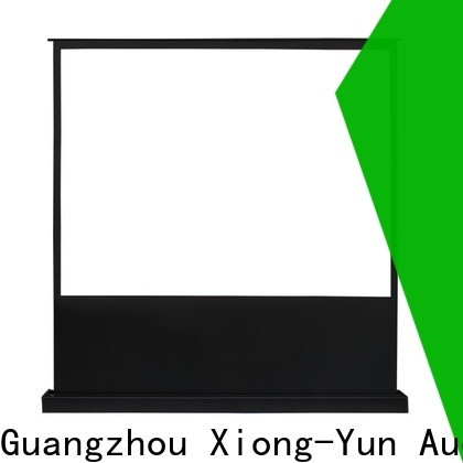 XY Screens projection screen price with good price for indoors