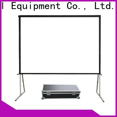 curved outdoor video projector supplier for square