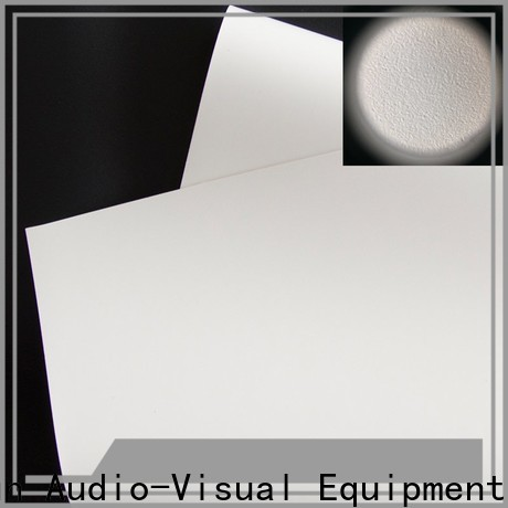 XY Screens metallic projector fabric with good price for projector screen