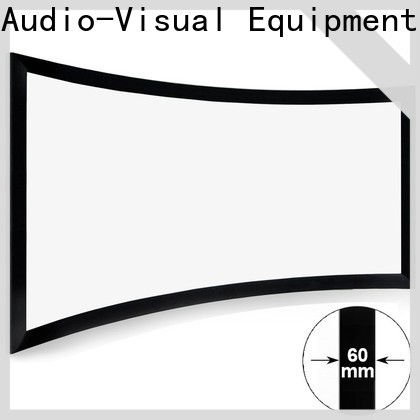 XY Screens curved projector screen wholesale for movies