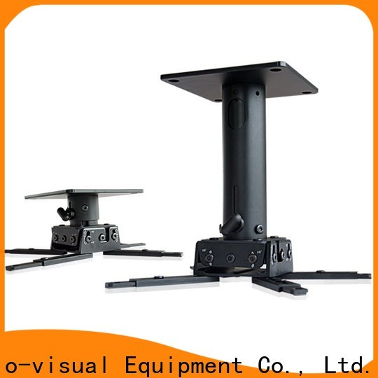 fast folding video projector mount series for television