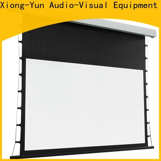XY Screens rising Tab tensioned series supplier for home