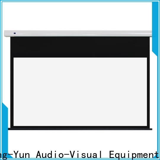 XY Screens projection screen manufacturer with good price for home
