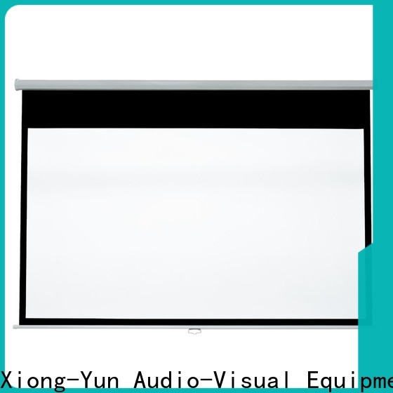 sturdy projector screen supplier in cebu with good price for college