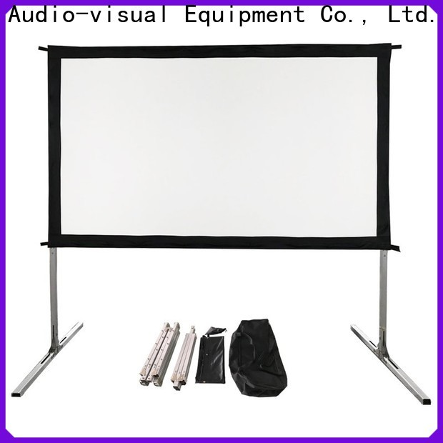 XY Screens fast folding outdoor projector screen wholesale for outdoor