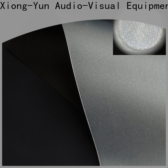 XY Screens projector cloth directly sale for motorized projection screen