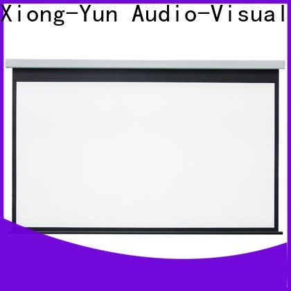 XY Screens motorized screens wholesale for home