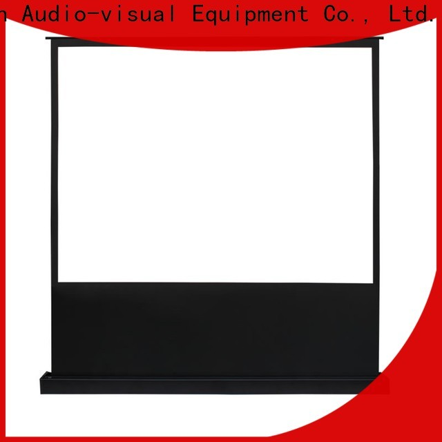 XY Screens electric projection screen price design for household