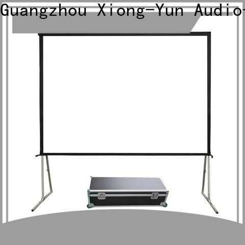 curved best outdoor projector factory price for park