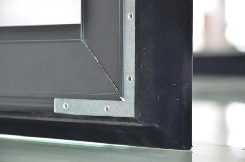 Thin Bezel Fixed Frame Home Theater Projector Screen ZHK100B Series