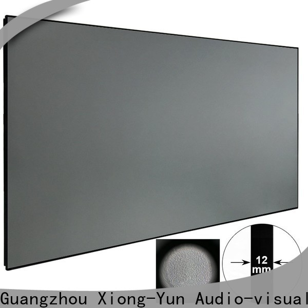 XY Screens best projector for high ambient light wholesale for home