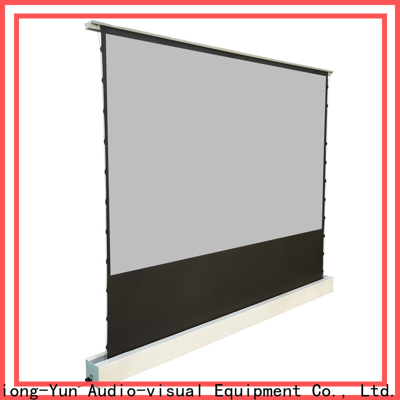 XY Screens projection screen price design for home