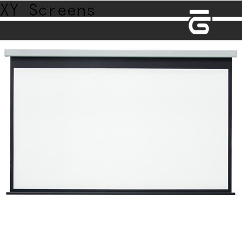 XY Screens intelligent motorized screens wholesale for indoors