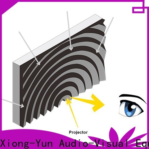 XY Screens aluminum alloy short throw theater projector directly sale for computer