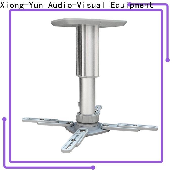 universal large projector mount customized for television