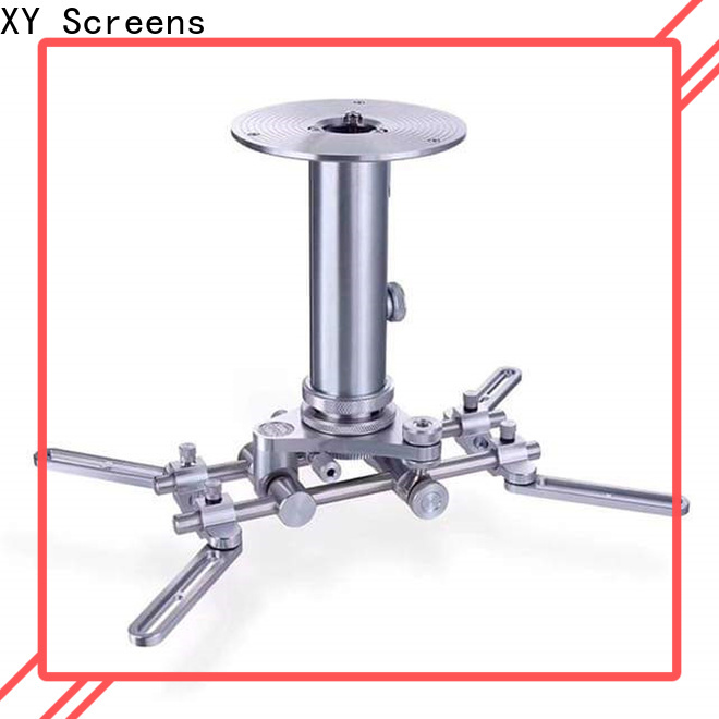 XY Screens large projector mount directly sale for television