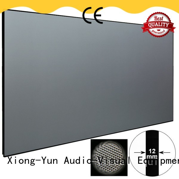 XY Screens ambient ultra short focus projector manufacturer for computer