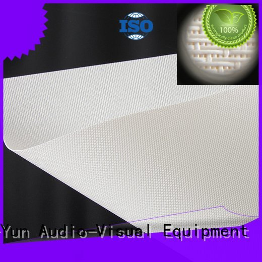 acoustic fabric fs1 perforating OEM Acoustically Transparent Fabrics XY Screens