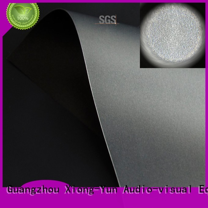 XY Screens normal Ambient Light Rejecting Fabrics manufacturer for projector screen